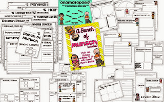 http://www.teacherspayteachers.com/Product/A-Bunch-of-Munsch-A-Robert-Munsch-Book-Study-Pack-609078