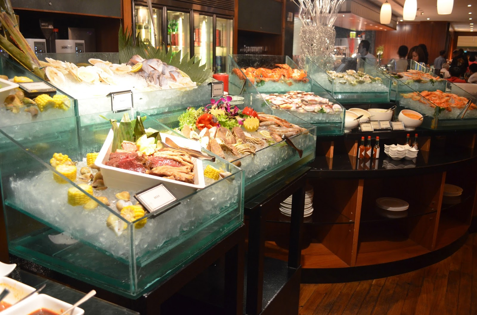 Cafe 2000 Seafood Bbq Buffet M Hotel Singapore Jacqsowhat Food