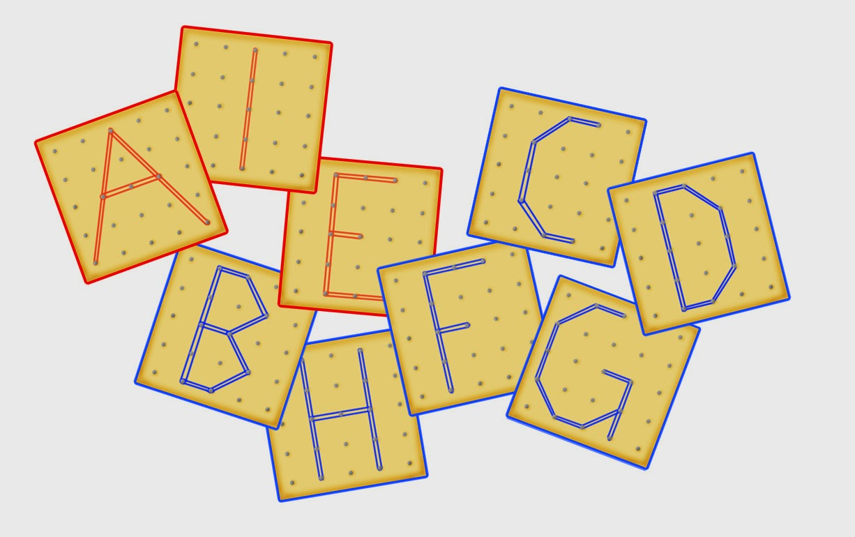 krabbelwiese: Buchstaben erlernen
