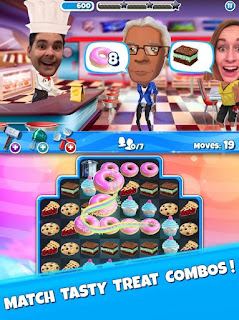 Crazy Kitchen v2.80.0 [Mod Money] - andromodx