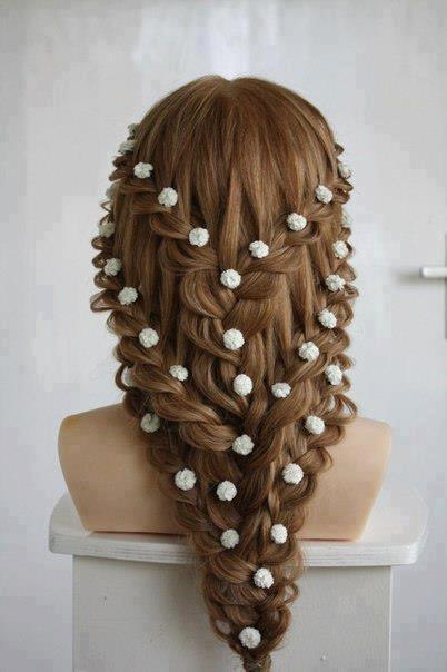 amazing wedding hairstyle
