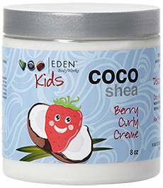 Eden Bodyworks Kids Coco Shea Berry Curly Creme