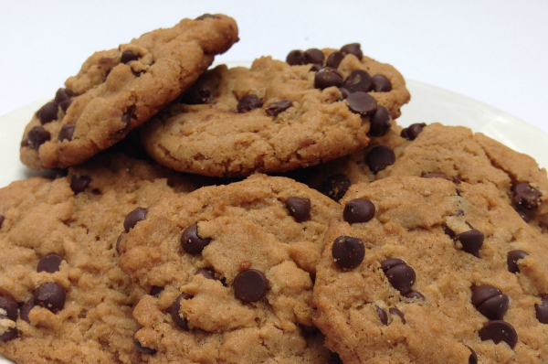 Pumpkin Chocolate Chip Cookies - Kim's Welcoming Kitchen