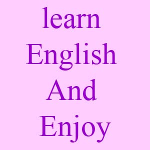 Have Fun In Learning English