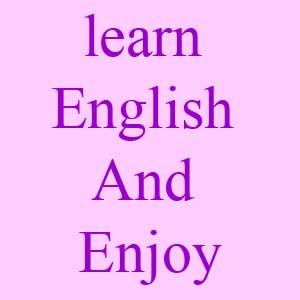 Have Fun In Learning English