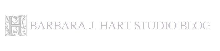BARBARA J. HART                    STUDIO BLOG