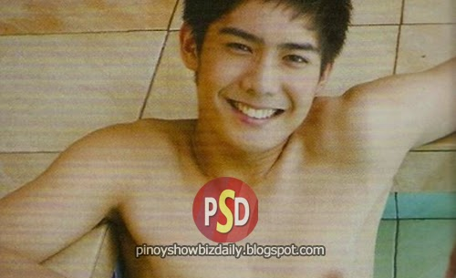 Robi Domingo nude in Japan