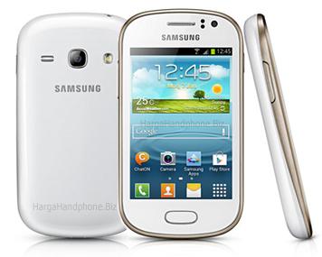 Gambar Samsung Galaxy Fame GT-S6810