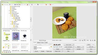 edit gambar, photoscape
