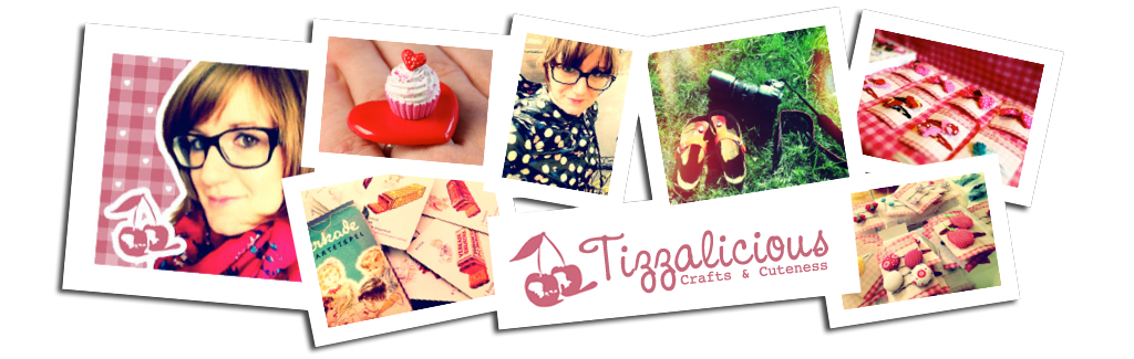 Tizzalicious Crafts and Cuteness - Cute Indie Shopping Tips & Creative Adventures