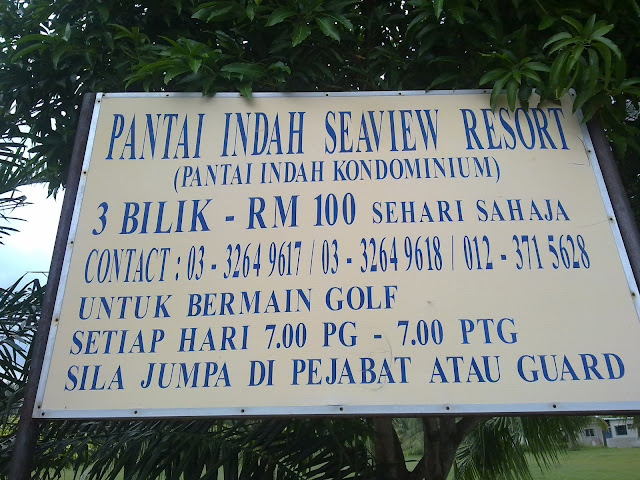Pantai Indah Seaview Resort
