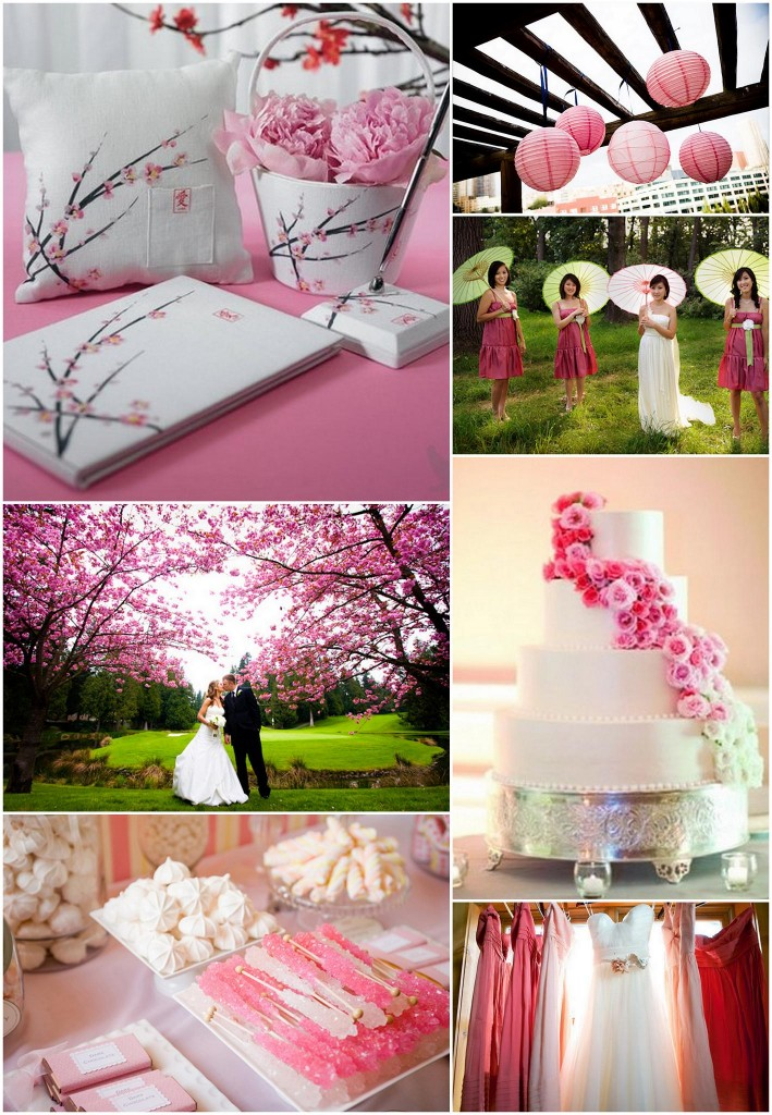 Hot spring wedding ideas decor wedding decorations for Decoration or