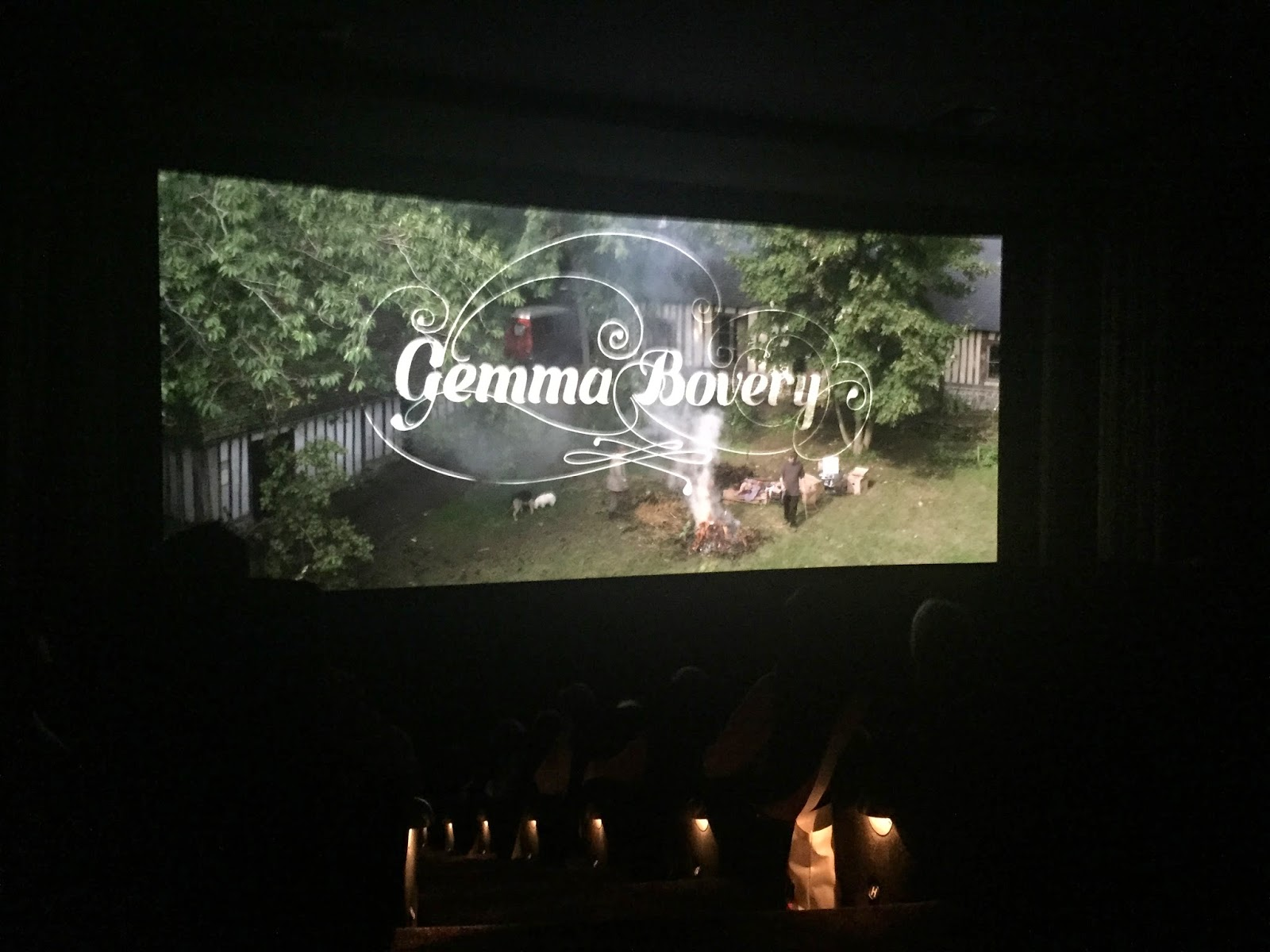 Cassie Cakes goes to Alliance Française French Film Festival