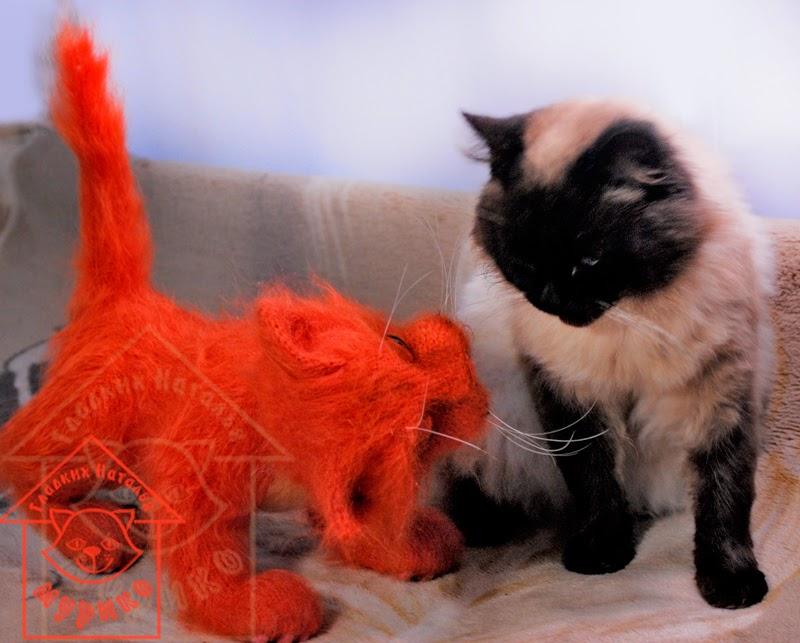 игрушки, мурико, кот, andmade, подарки, cat, мимими, амигуруми