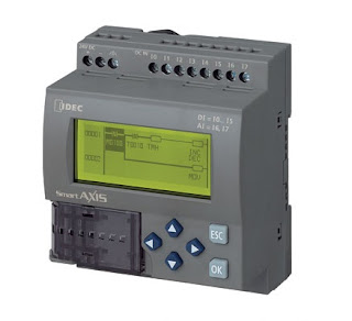 Smart Axis PLC FT1A-H40RKA