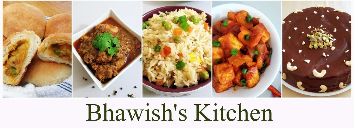 Bhawish's Kitchen