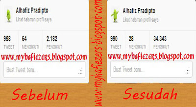 Cara Mendapatkan Ribuan Followers | New Auto Followers | 100% Work