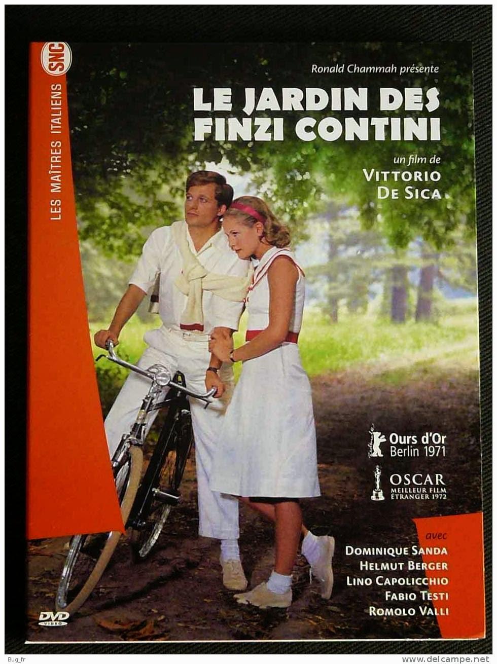 El jard n de los finzi contini manuelblas literatura y cine - El jardin de los finzi contini ...