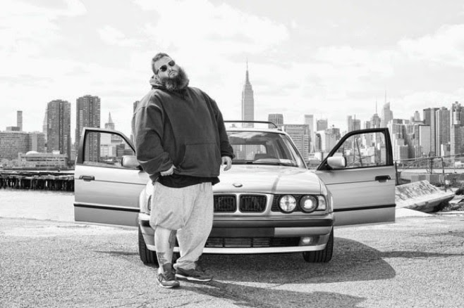 "Action Bronson, ""Big League Chew"""