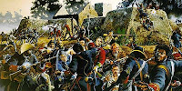 St Augustine Events: Music, Greeks, Uptown Fun, and Battle Re-enactment 3  bloody mose ambush St. Francis Inn St. Augustine Bed and Breakfast