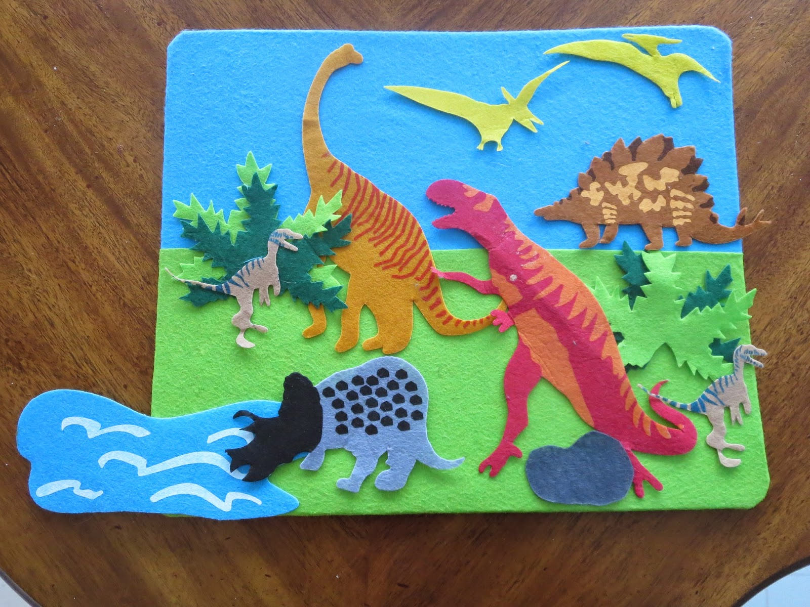 dinosaur themed first birthday