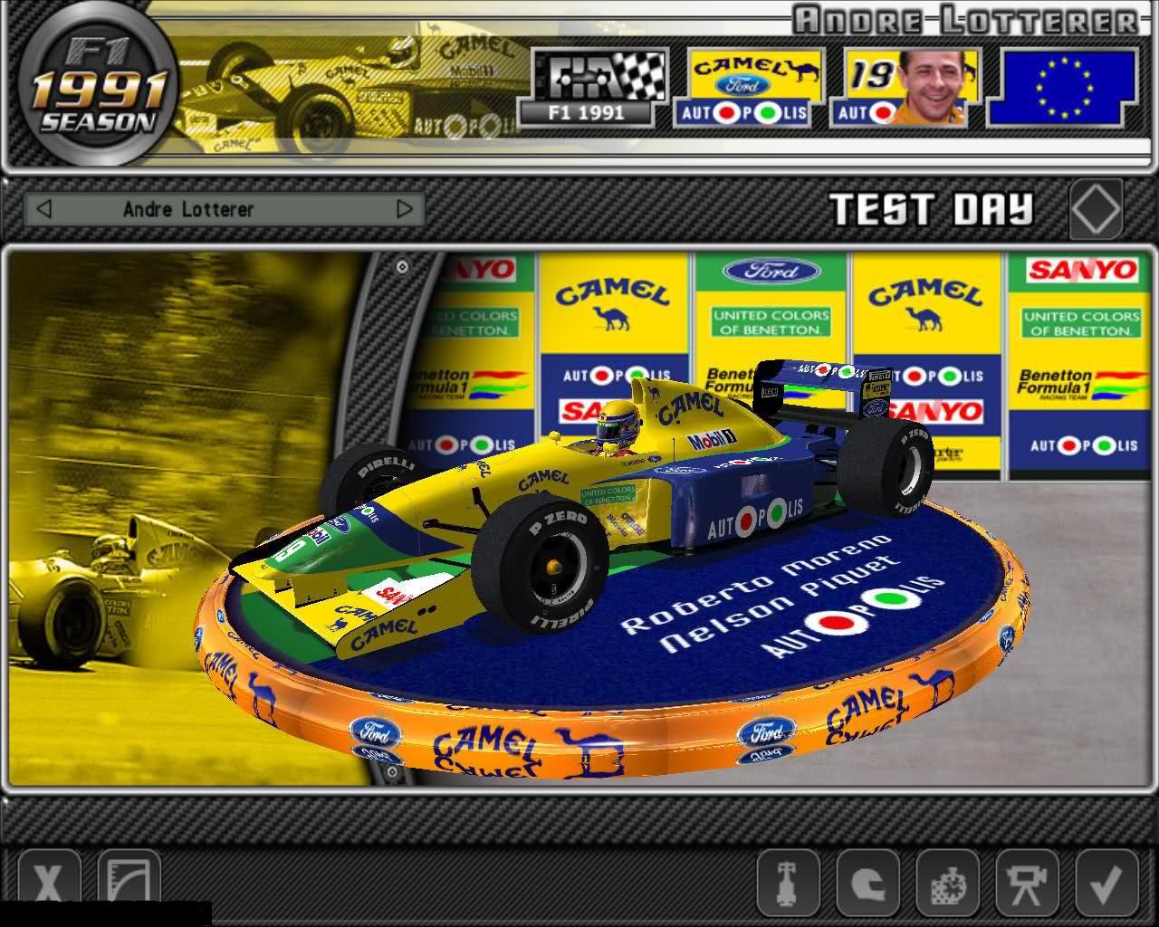 F1 Challenge Mod 1991 V2 0