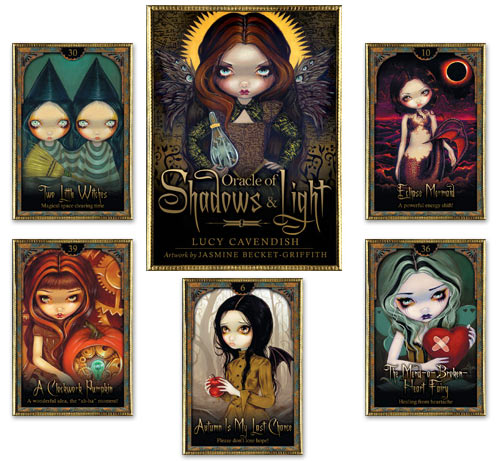 Oracle of Shadows Light Review The Oracle of Shadows
