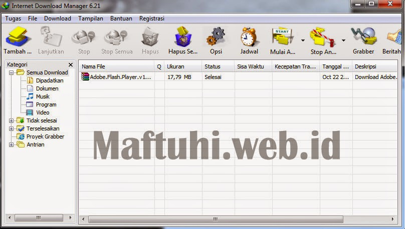 Download IDM 6.21 Build 14 Full Version