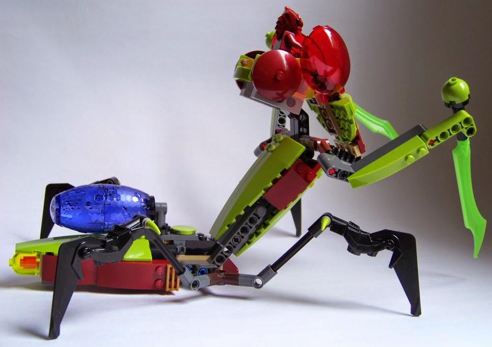LEGO Space Buggoid
