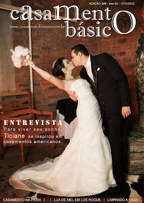 revista casamento basico