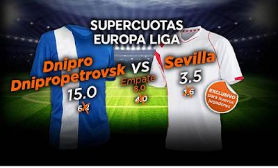 888sport supercuotas Final Europa League