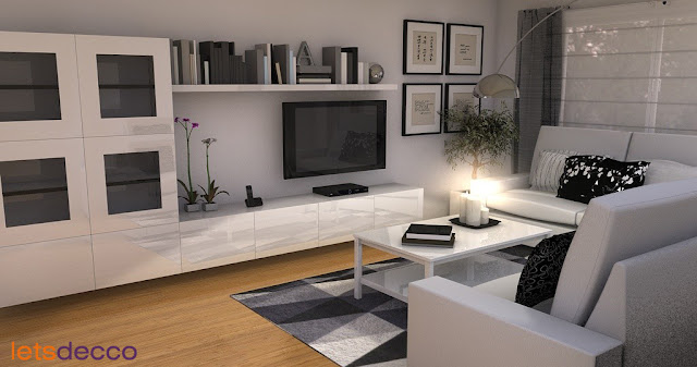 Walking.back.Home by Sandra: SALu00d3N-COMEDOR URBANO - URBAN LIVING ROOM