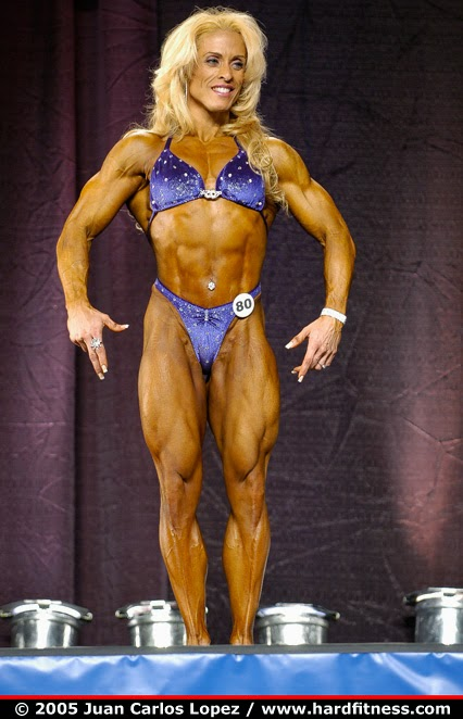 2005 npc national championships middleweight winner norma nieves