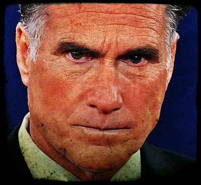 Mitt Romney takes America hostage