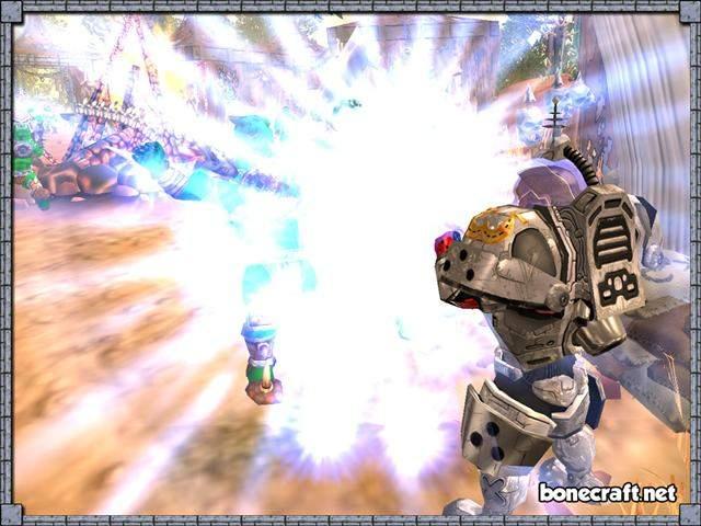 BoneCraft PC Full Descargar ISO Skidrow 2012
