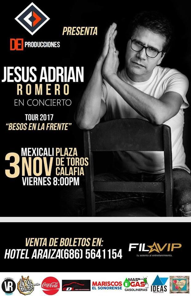 JESÚS ADRIAN ROMERO EN MEXICALI