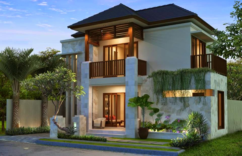 Rumah minimalis cantik 4