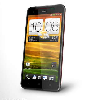 HTC Butterfly announces new smartphone by HTC