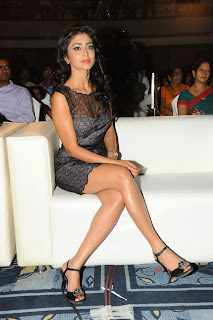 Shriya Saran in Spicy Mini Gown Lovely Legs Beautiful Babe Shriya Saran