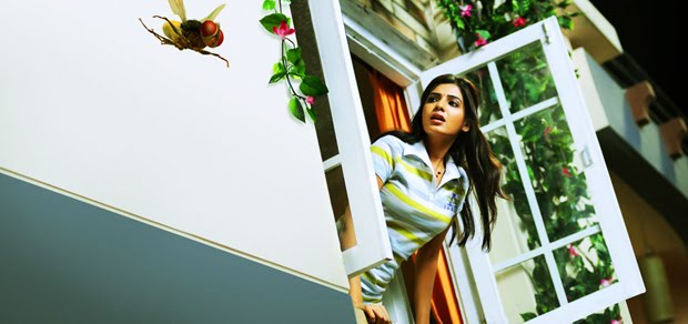 samantha in eega