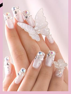Nail Art Designs Trends For Short & Long Nails 2013