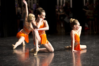 Chloe, Kendall and Maddie on Dance Moms