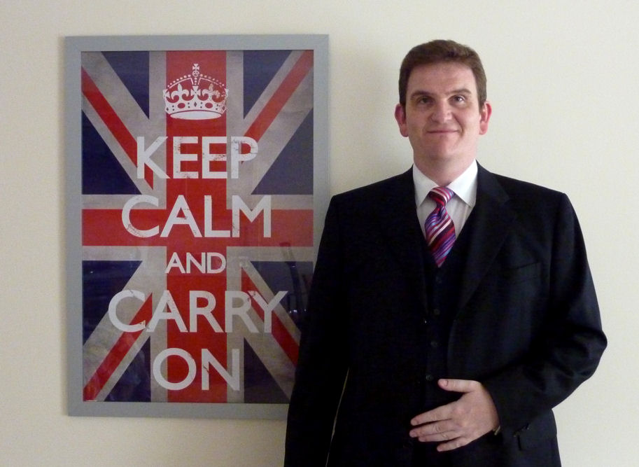 Indigo Roth - The Best Of British - Keep Calm Carry On