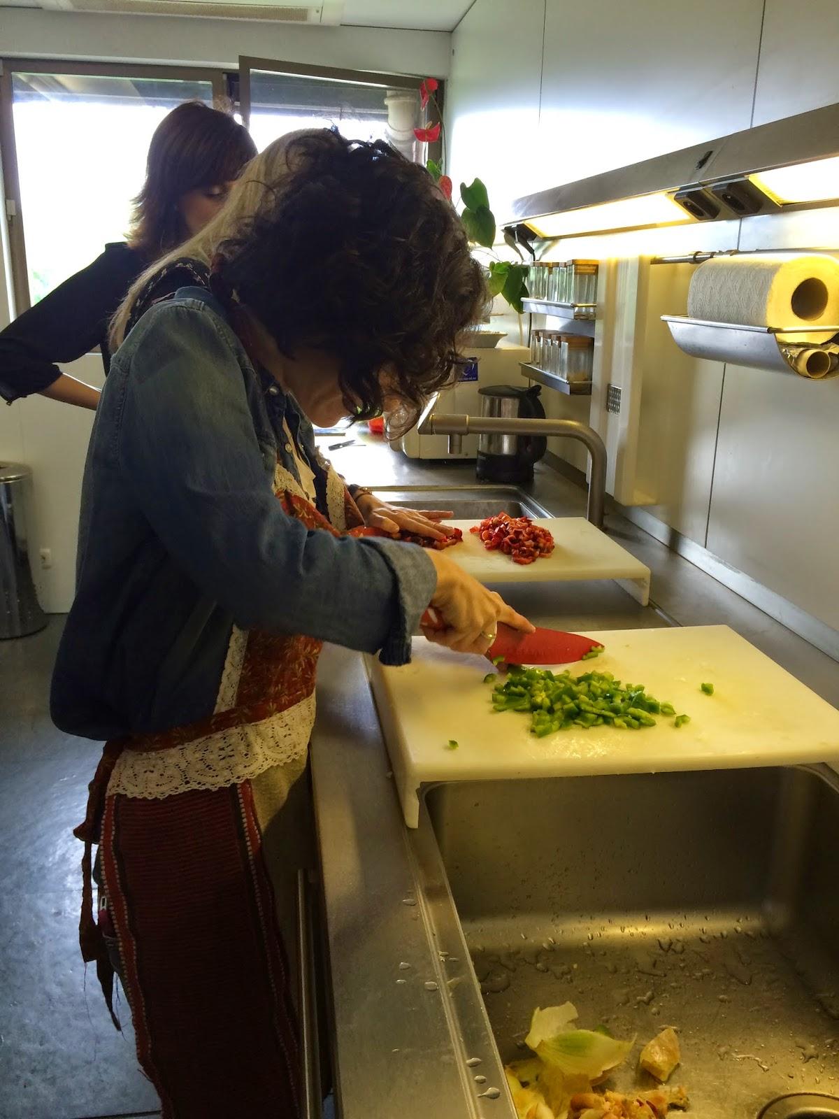 Clases de cocina despedidas - Cursos de cocina en pamplona ...