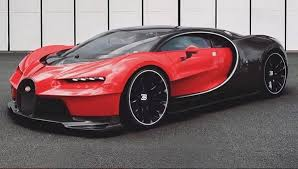 Bugatti Chiron, Got High-speed?
