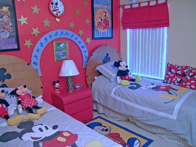 Como decorar un cuarto para ni a y ni o imagui - Habitacion nina 2 anos ...