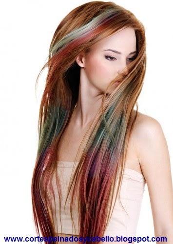 Colores de cabello para piel morena – Para Ellas. Net