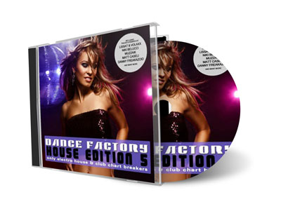 Dance Factory   House Edition 5 (2012)