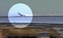 Asiana Airlines plane skids off Hiroshima runway