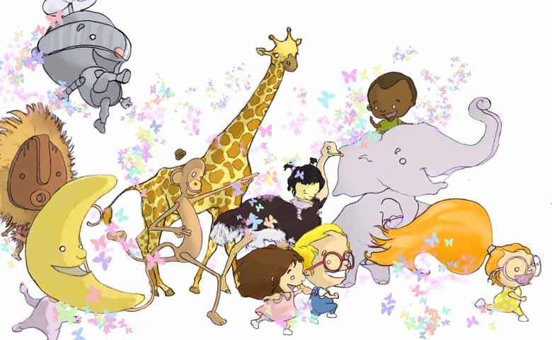 Jerome's Giraffe